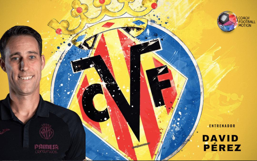 David Pérez logo