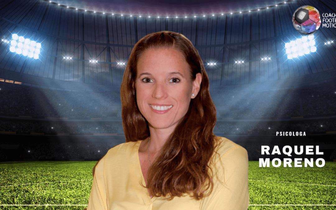 Raquel Moreno logo