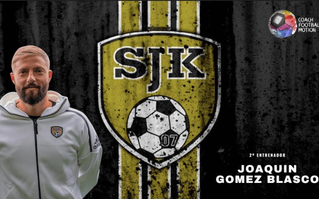 Joaquín Gómez logo
