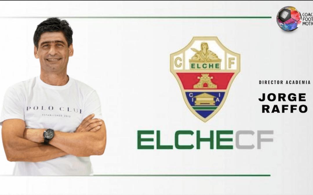 Jorge Raffo logo