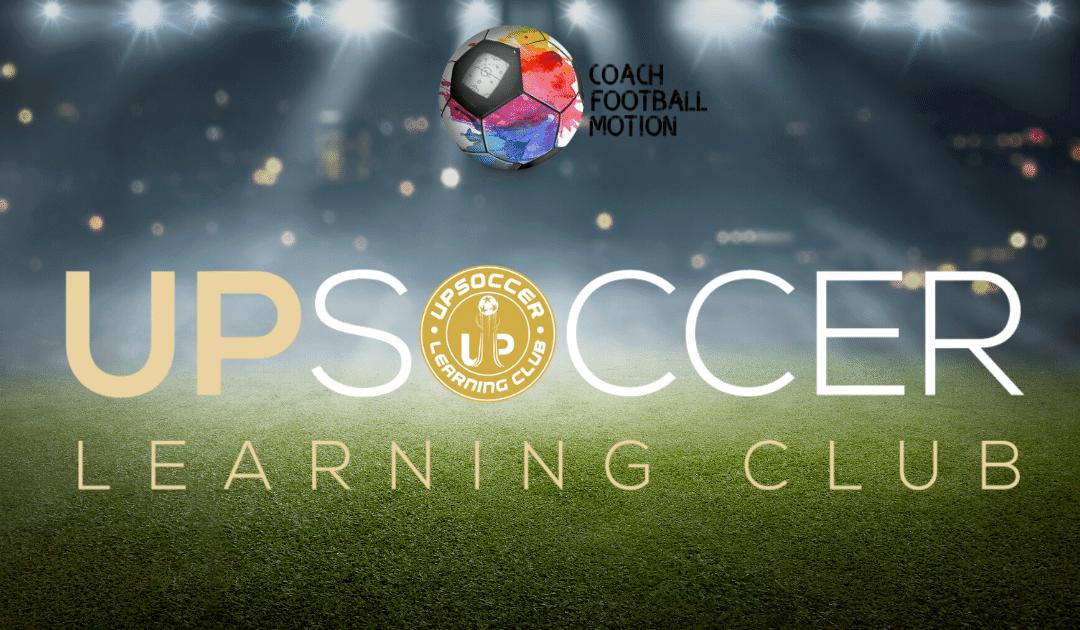 Up Soccer logo