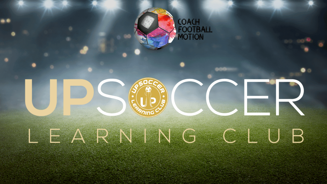 UP SOCCER LEARNING CLUB logo
