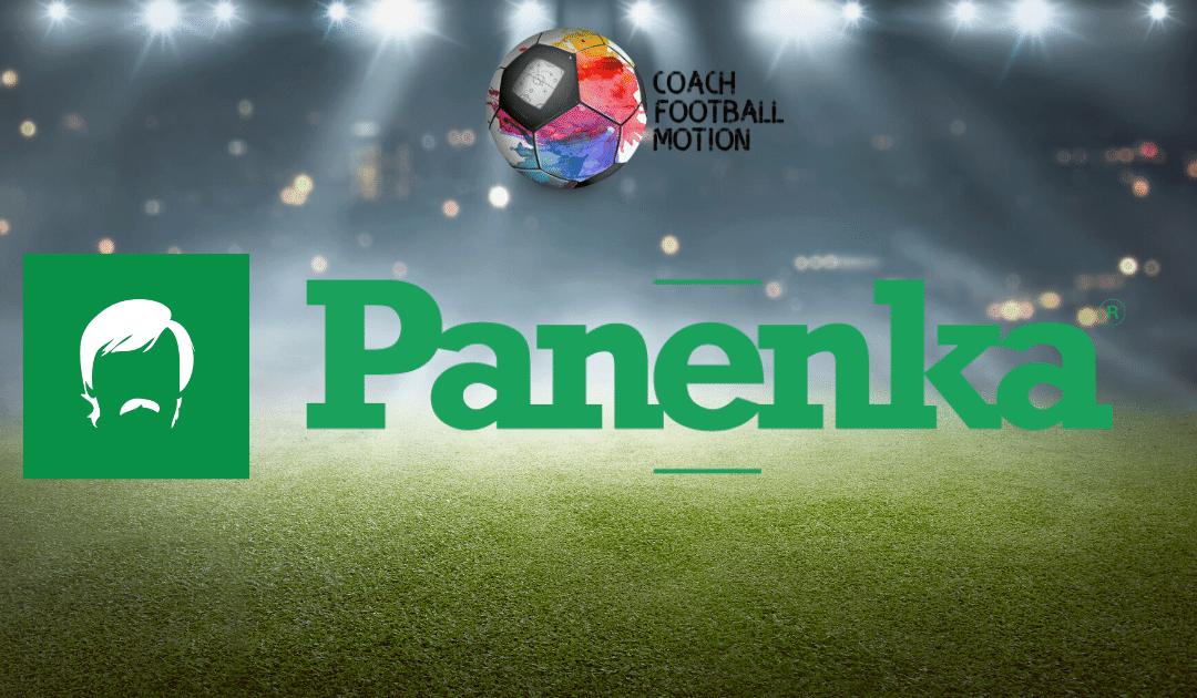 Revista Panenka Logo