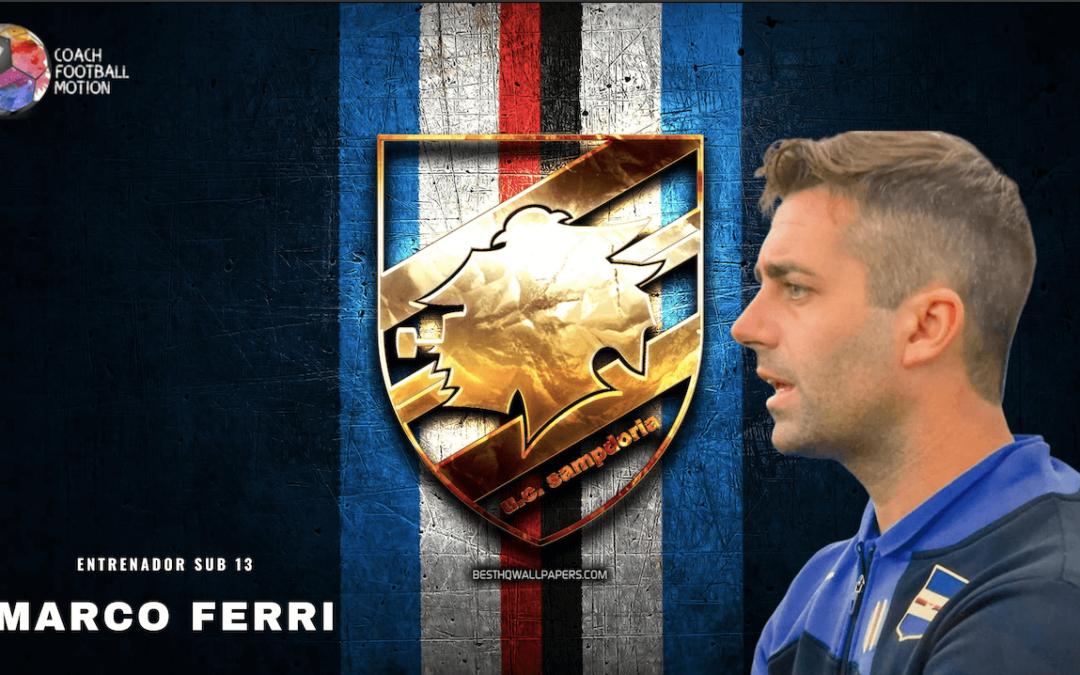 Marco Ferri logo
