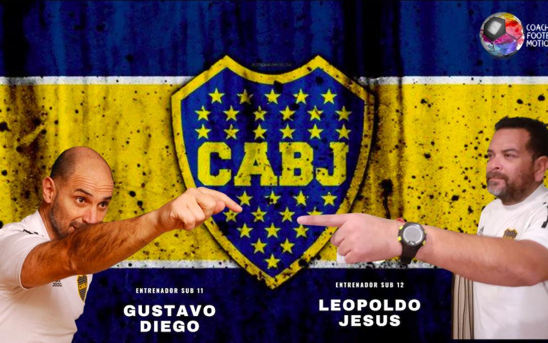 Gustavo y Leopoldo logo