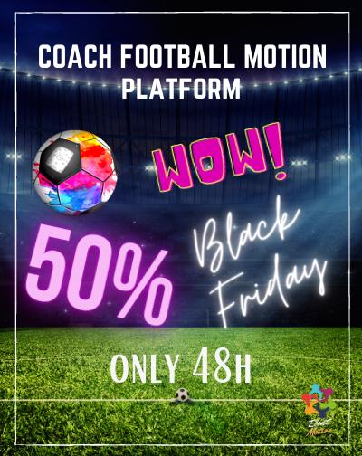 BLACK FRIDAY COACH FOOTBALL MOTION